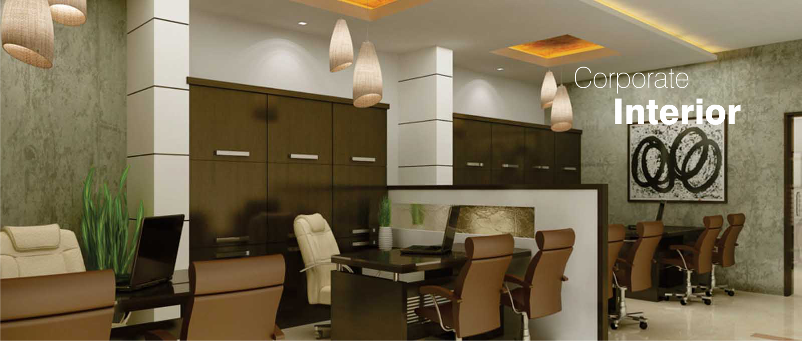 Webiste Designs Corporate Interior Design
