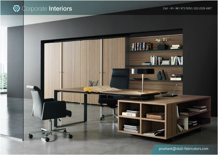 Delicieux Corporate Interior Designing Solution