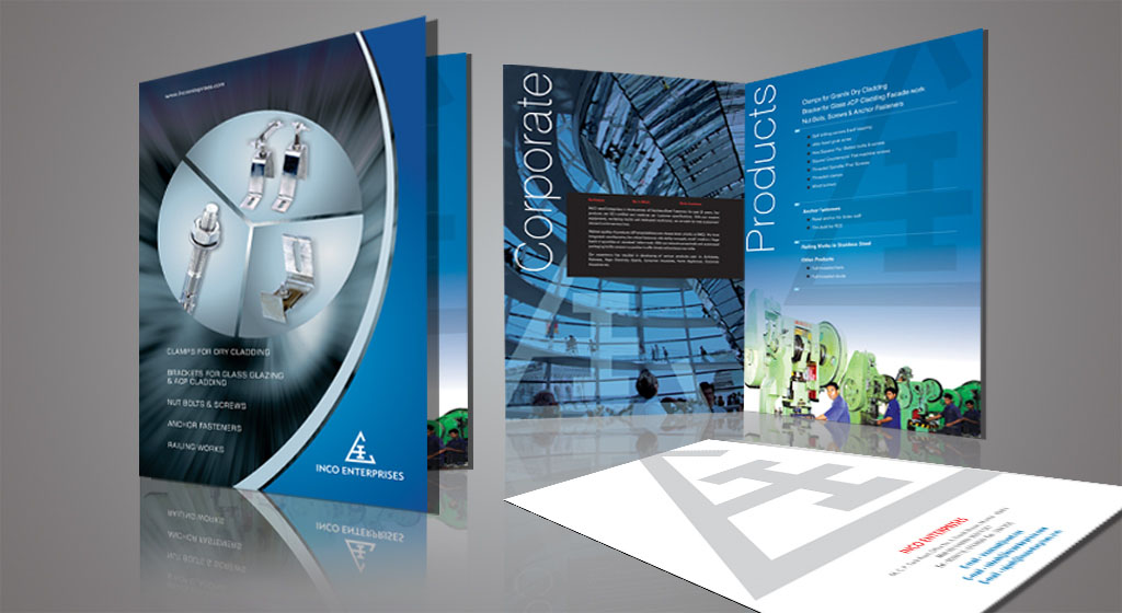 Brochure Design for INCO Enterprise