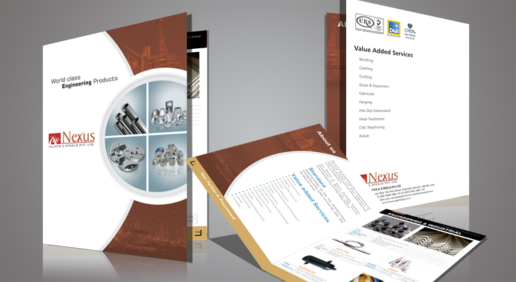 Brochure Design for Nexus